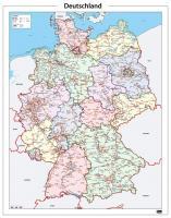 Digitale Kaart Duitsland