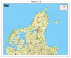 Digitale Kaart Nordjylland 59
