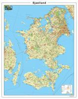 Digitale Kaart Sjaelland 65