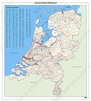 Digitale Gemeentekaart Nederland Eenvoudig