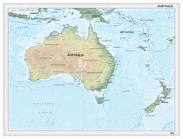 Australië natuurkundig 1310