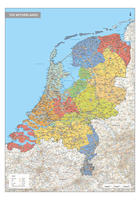 Digitale Nederland Kaart Staatkundig