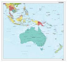 Oceanië staatkundig 1284