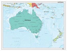 Australië staatkundig 1306