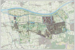Digitale kaart Waalwijk 1210