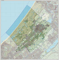 Digitale kaart Wassenaar 1213