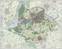 Digitale kaart Weert 1215
