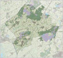 Digitale kaart Westerveld 1218