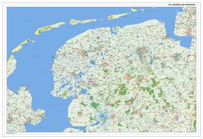 3 Noordelijke Provincies: Friesland, Groningen & Drenthe