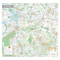 Digitale kaart Overijssel