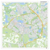 Digitale Kaart Den Bosch
