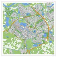 Kaart Den Bosch