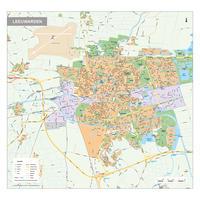 Digitale Kaart Leeuwarden