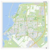 Kaart Lelystad