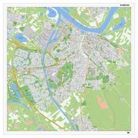 Kaart Nijmegen