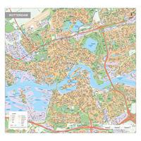 Digitale Kaart Rotterdam