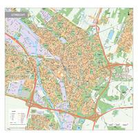 Kaart Utrecht