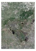 Luchtfoto Groningen