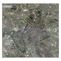 Luchtfoto Nijmegen