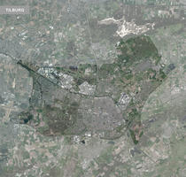Luchtfoto Tilburg