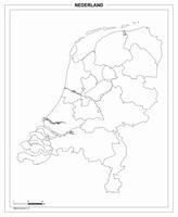 Schoolkaarten Nederland Kaarten En Atlassen Nl