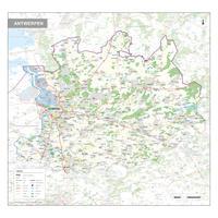 Antwerpen Provinciekaart