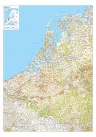 Beneluxkaart