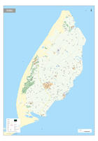 Digitale Texel kaart