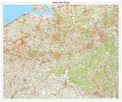 Digitale Wegenkaart België