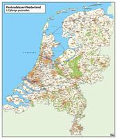 Postcodekaart Nederland 759