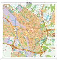 Postcodekaart Utrecht 105