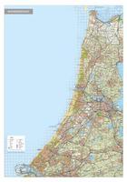Noordzeekust regiokaart