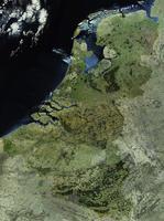 Satellietkaart Benelux 37
