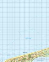 Digitale Topografische Kaart 1 West Terschelling