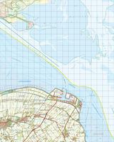 Digitale Topografische Kaart 3 Oost Uithuizen