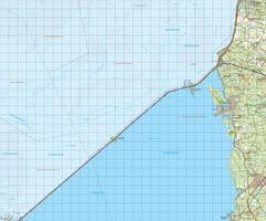Digitale Topografische Kaart 10 West Sneek