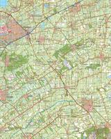 Digitale Topografische Kaart 11 Oost Heerenveen
