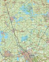 Digitale Topografische Kaart 11 West Heerenveen
