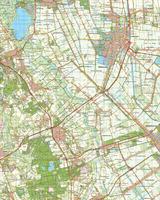 Digitale Topografische Kaart 12 Oost Assen