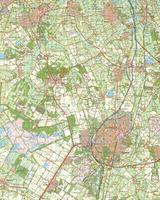 Digitale Topografische Kaart 12 West Assen
