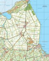 Topografische Kaart 14 Oost Medemblik