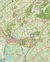 Digitale Topografische Kaart 16 Oost Steenwijk