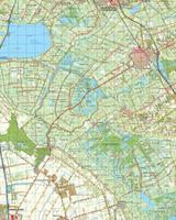 Digitale Topografische Kaart 16 West Steenwijk