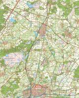 Digitale Topografische Kaart 17 West Emmen