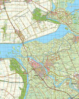 Digitale Topografische Kaart 21 West Zwolle