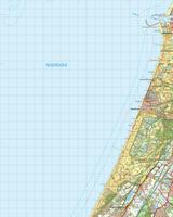 Topografische Kaart 24 Oost Zandvoort