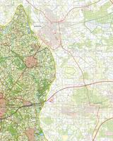Digitale Topografische Kaart 29 West Denekamp