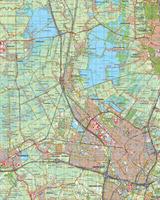 Digitale Topografische Kaart 31 Oost Utrecht