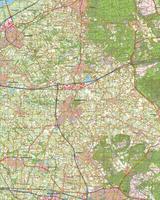 Digitale Topografische Kaart 32 Oost Amersfoort