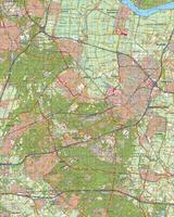 Digitale Topografische Kaart 32 West Amersfoort